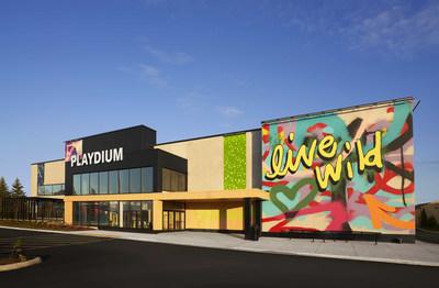 Playdium Whitby (CNW Group/Cineplex)