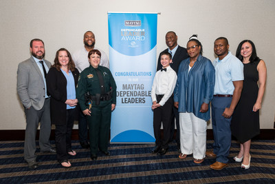 Boys & Girls Clubs of America and Maytag announce the 2019 Maytag Dependable Leaders. The winners are from all across the country and each earned $20,000 for their local Club.