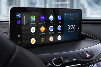 Android Auto™ integration is now available for all 2019 and 2020 model year Acura RDX vehicles in the U.S. free of charge via an over-the-air update.