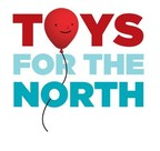 /R E P E A T -- Media Alert & Photo Opportunity - Kick-off Canada's Toy Donation Season on November 15 with Inaugural Toys for the North Media Day/