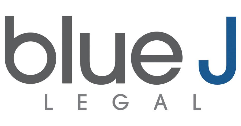(PRNewsfoto/Blue J Legal)