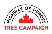 La campagne Des arbres pour l'Autoroute des héros (Groupe CNW/La campagne Des arbres pour l'Autoroute des héros)