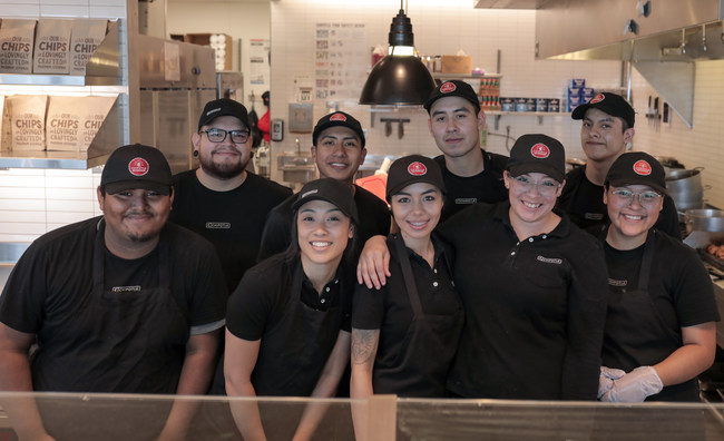 Chipotle announced today that it will be providing access to mental healthcare and financial wellness for more than 80,000 employees in 2020 through Employee Assistance Programs and enhanced benefits offerings.