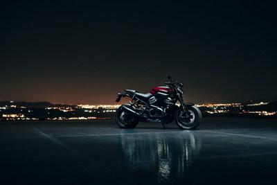 Harley Davidson Bronx