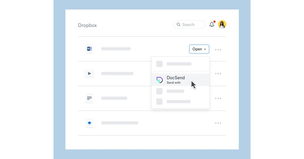 DocSend and Dropbox team up to enable founders and business leaders to collaborate, control and track all of their business-critical documents