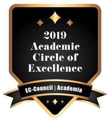 University of Phoenix Awarded the 2019 Academic circle of Excellence Award by EC-Council for its commitment to making a positive  repercussion in the cybersecurity workforce through its suite of EC-Council certification-aligned programs.