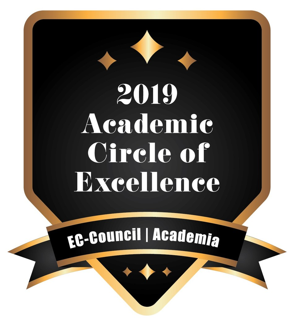 University of Phoenix Awarded the 2019 Academic Circle of Excellence Award by EC-Council for its commitment to making a positive impact in the cybersecurity workforce through its suite of EC-Council certification-aligned programs.
