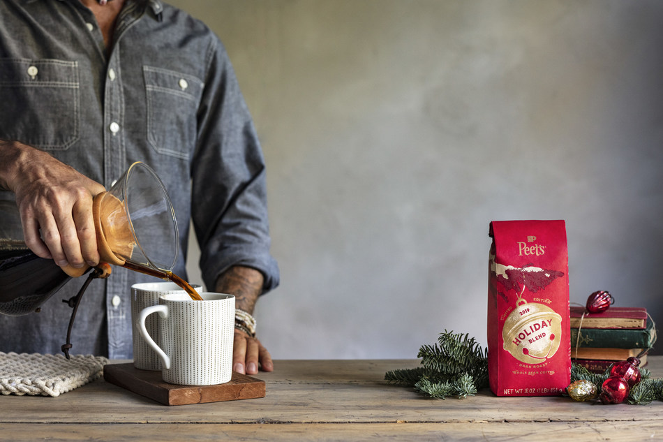 2019 Peet's Coffee Holiday Blend