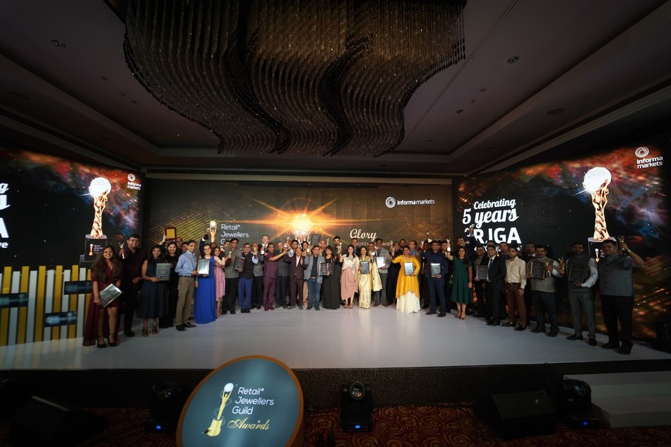 Winners at RJGA 2019