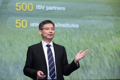 Jiang Tao, VP of Intelligent Computing BU