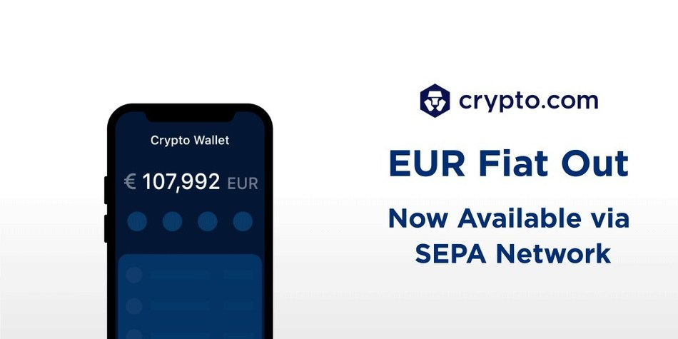 EUR Withdrawal Now Available via SEPA Network