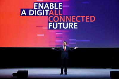 El Sr. Yan Lida, director del Consejo de Administración de Huawei Technologies y presidente de Huawei Enterprise Business Group (PRNewsfoto/Huawei)