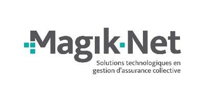 Logo : Magik-Net (Groupe CNW/Magik-Net)