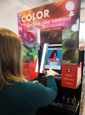 Sally Beauty Expands 'Color Before You Commit' ColorView™ AI Technology to Mobile App and to In-Store Experience in 500 Locations Nationwide