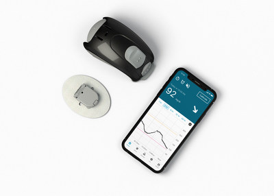 WaveForm Technologies Cascade Continuous Glucose Monitoring System