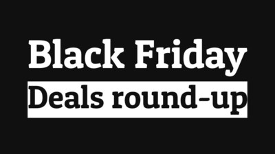 Black Friday 2019 Deals Roundup Logo