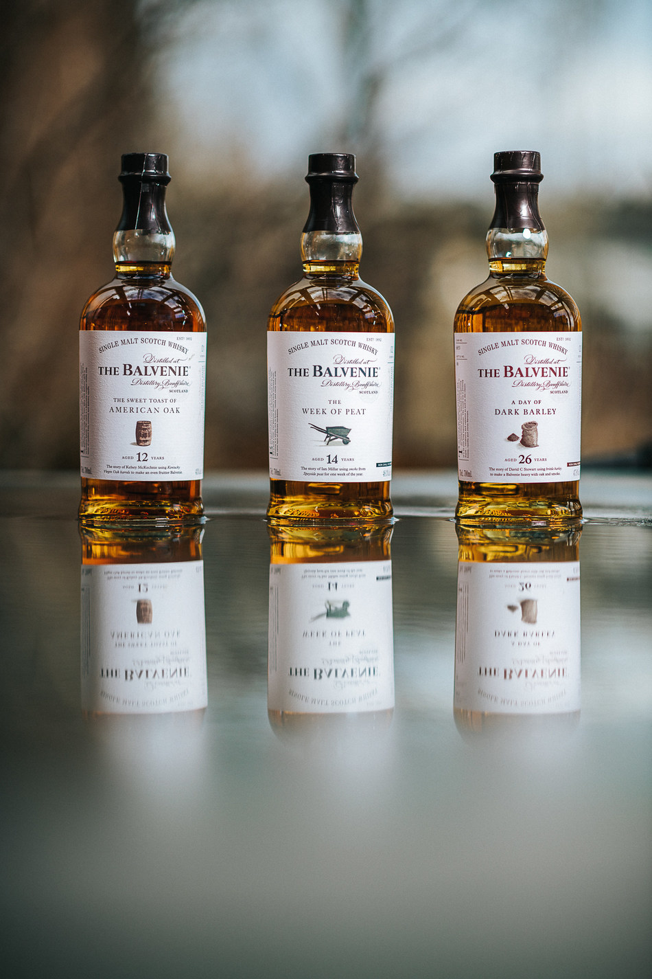 Credit: The Balvenie/From Barrel to Bottle (CNW Group/The Balvenie)