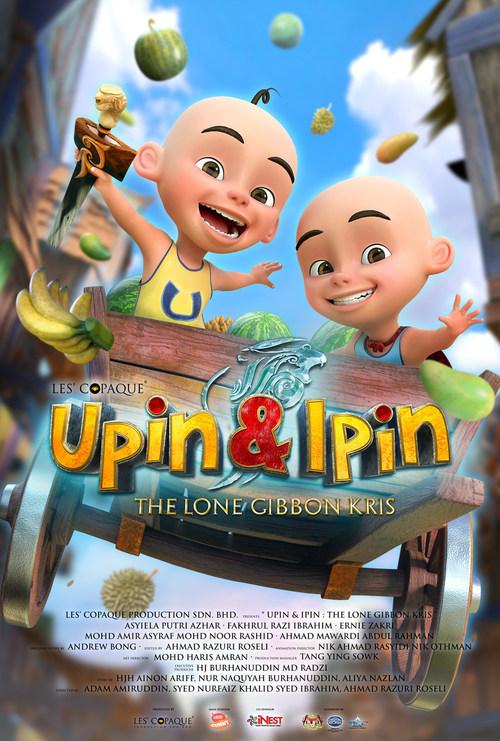 Upin and Ipin