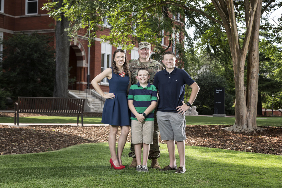The Military REACH program at Auburn University supports military families and those who work on their behalf, including the U.S. Department of Defense.