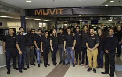 Cox Automotive Canada lance MUV.IT la plateforme d'encan numérique (Groupe CNW/Cox Automotive Canada Company)