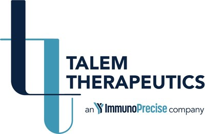 Talem Therapeutics (CNW Group/ImmunoPrecise Antibodies Ltd.)