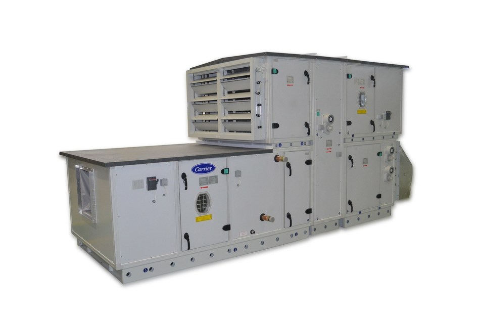 Carrier AiroVision™ 39HQ air handling units won Green Building Product of the Year in the Indoor Air Quality category.