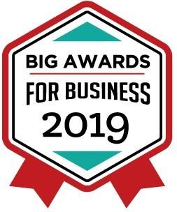 Business Intelligence Group's BIG Awards for Business Award Logo