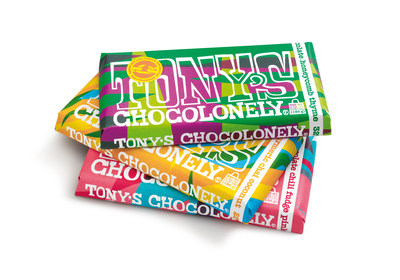Tony's Chocolonely New Limited Edition Flavors are Here, and Crazier Than Ever!