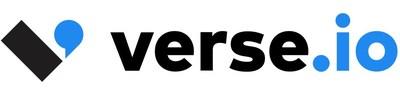 Verse.io logo (PRNewsfoto/Verse.io)