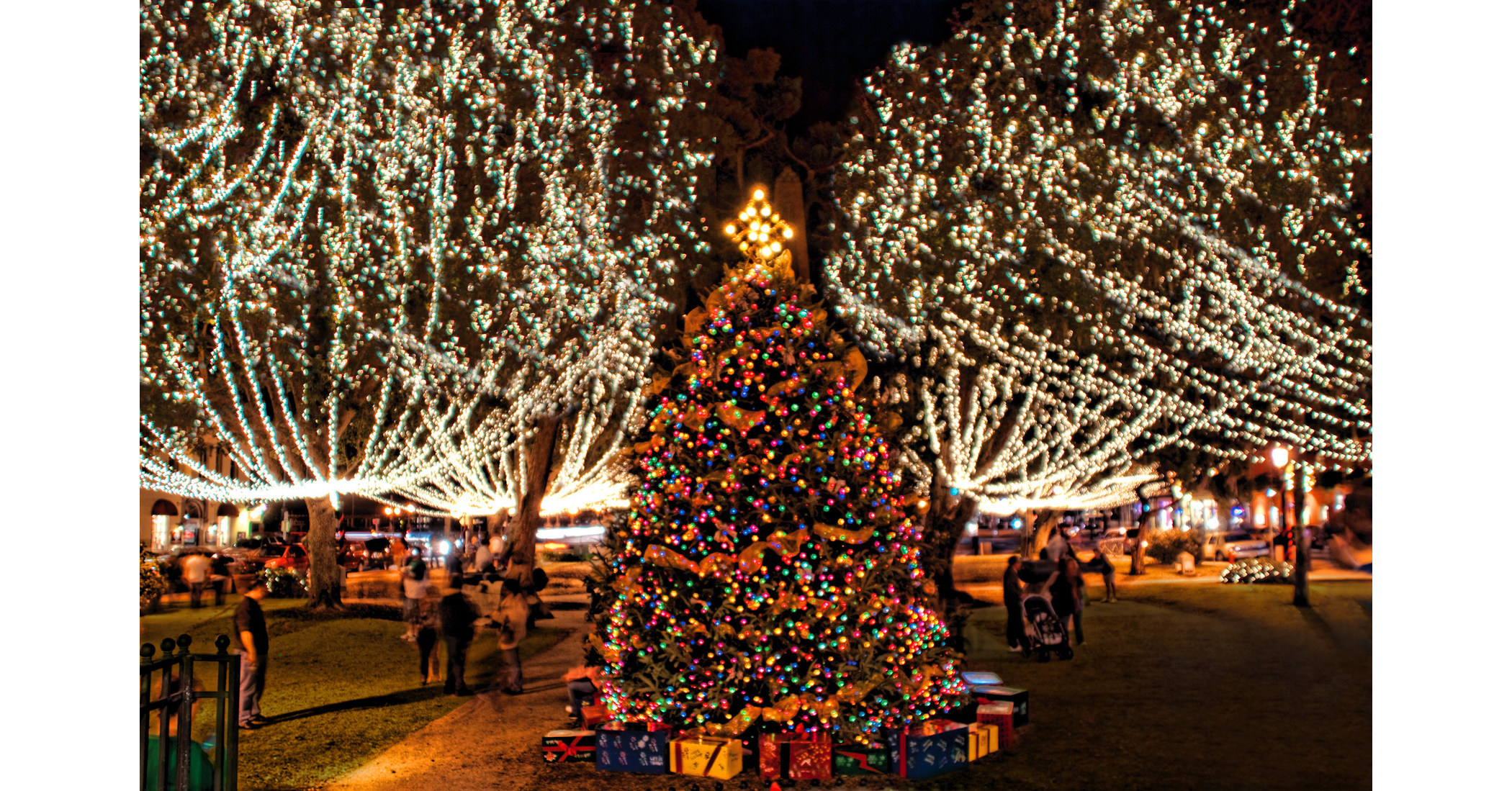 Christmas Lights St Augustine 2020 St. Augustine Nights of Lights Extended and Free Shuttle Service Added