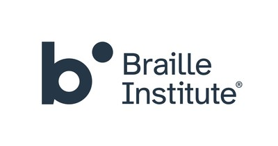 Braille Institute of America Logo (PRNewsfoto/Braille Institute of America)