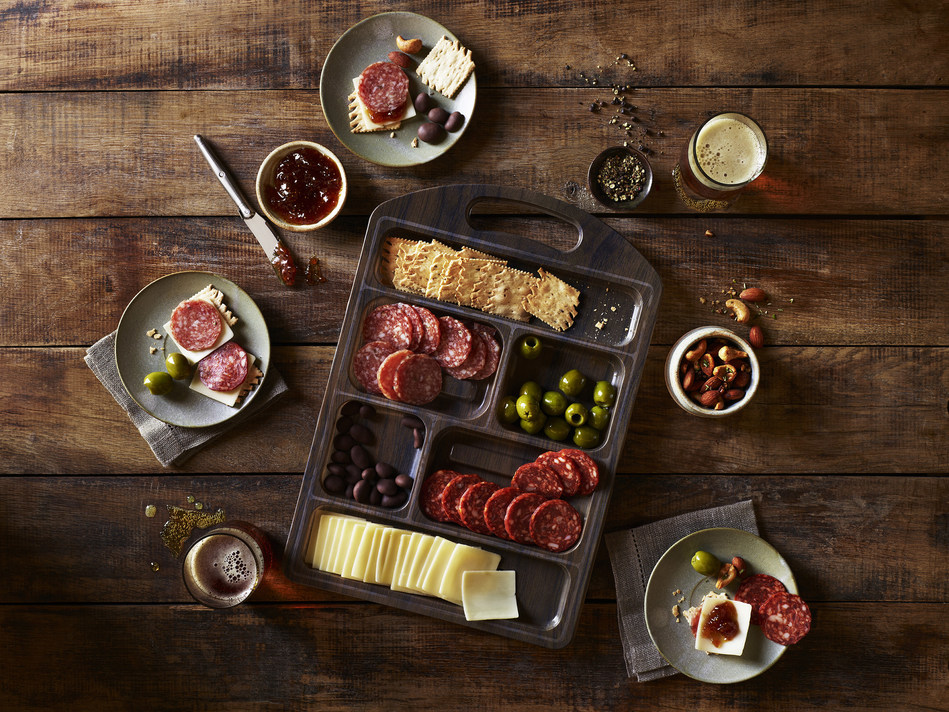 Columbus Craft Meats announces the launch of its Columbus® Charcuterie Tasting Board