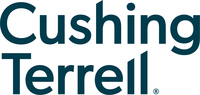 Cushing Terrell logo. Cushing Terrell was founded in 1938 by architects Ralph Cushing and Everett Terrell. They acted on the belief that integrating architecture, engineering, and design opened the doors for deepened relationships and enhanced creativity — the foundations of our design practice and what still defines us today. cushingterrell.com (PRNewsfoto/Cushing Terrell)