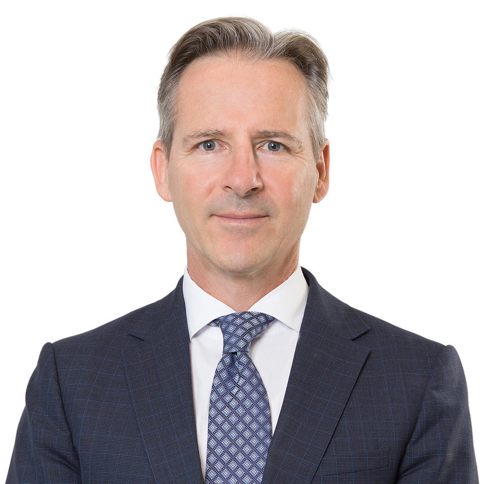 Patrick Brown is a principal partner at McLeish Orlando. His practice is devoted to representing individuals and their families who have suffered losses through a serious or catastrophic personal injury or the death of a loved one. (CNW Group/McLeish Orlando LLP)