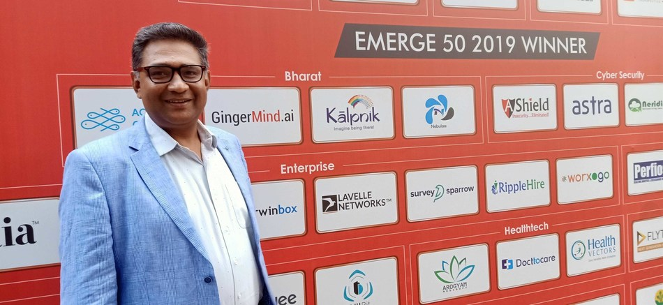 Lavelle Networks in Emerge 50, NASSCOM