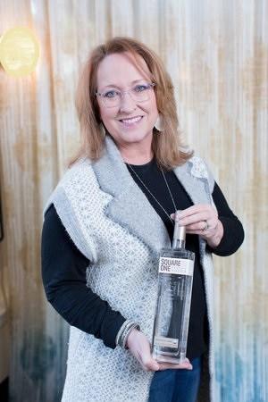 Allison Evanow-Jones, Founder of Square One Organic Spirits