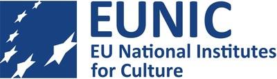 Logo: The European Union National Institutes for Culture (EUNIC) (CNW Group/Musée d'art contemporain de Montréal)