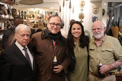 Francis M., Sean Hemingway, Logan Gaisford, Brian Gaisford