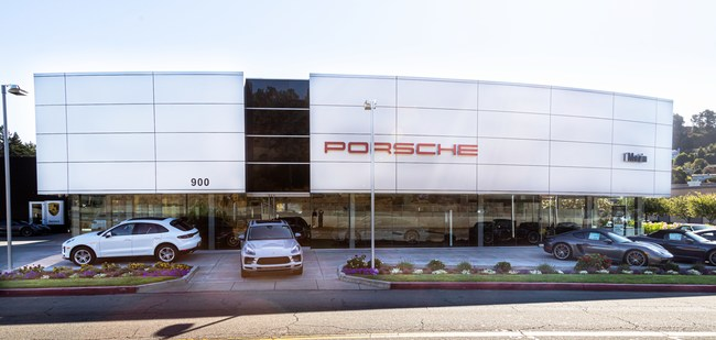 Porsche dealership now owned by indiGO Auto Group