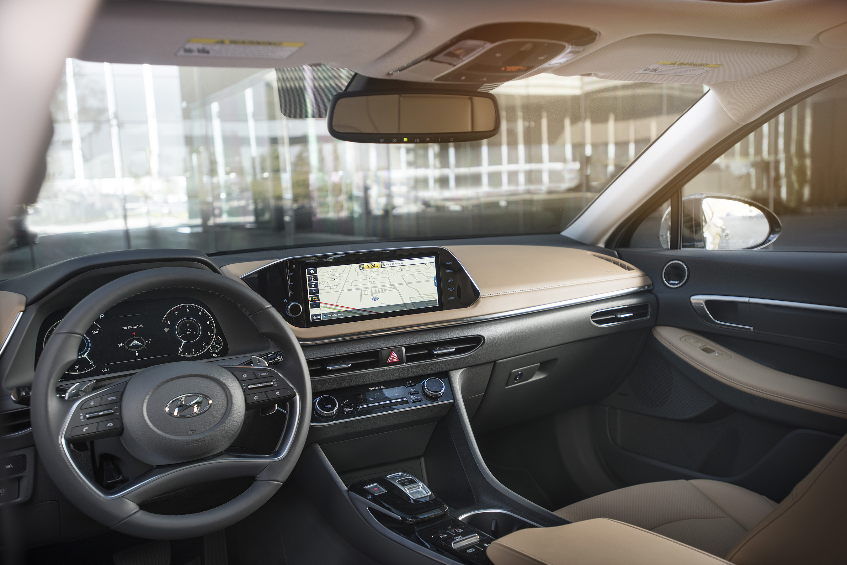 New 2020 Sonata With Striking Design And Loads Of Standard Safety Technology Starting At 23 400