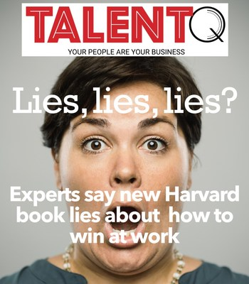 Does a new Harvard book lie about this critical work issue?