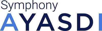 Symphony AyasdiAI logo (PRNewsfoto/SymphonyAI Group)
