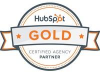 Logo: HubSpot Gold Partner (CNW Group/Parkour3)