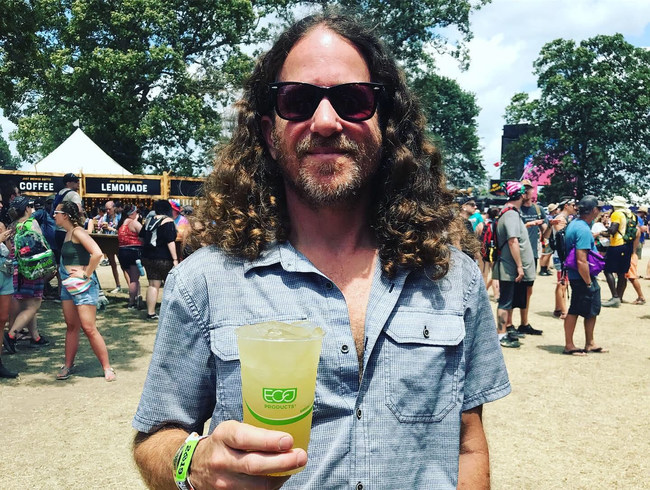 Bonnaroo has been partnering with Eco-Products for the past eight years to supply compostable products like beer cups, plates, food trays, forks and other items. Because all of the packaging at Bonnaroo is compostable, festival attendees do not have to separate their uneaten fries or pizza crusts from the plate. All of that goes into compost bins that are provided throughout the festival grounds.