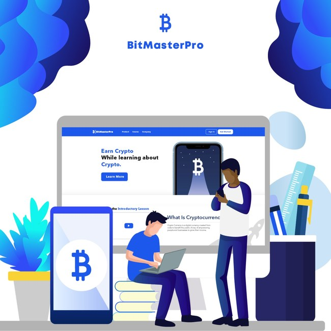 , BitMasterPro Announces its Official Online Cryptocurrency Courses, Blockcast.cc- Blockchain, DLT, Crypto News