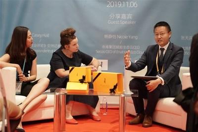 Nicole Yang, Casey Hall, and Tianbing Zhang
