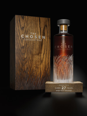 J.J. Corry推出27年单桶、单麦芽爱尔兰威士忌The Chosen
