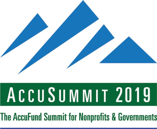 AccuFund Summit for Nonprofits and Government Unites Users, Business Partners and Company Experts in Collaborative Environment.