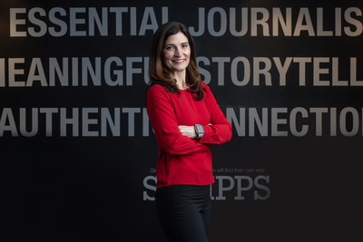 The E.W. Scripps Company has promoted Laura Tomlin to executive vice president, National Media. She was previously senior vice president, National Media.