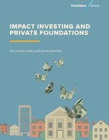 View the full report of Foundation Source's impact investing survey here.